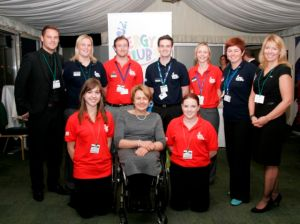 221012 Baroness Tanni Grey-Thompson and Energy Club leaders