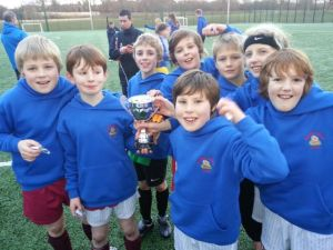 Bamford Primary School Football team RDSSP
