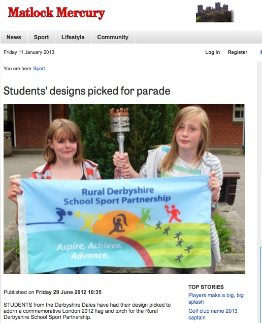 Student designs picked for parade