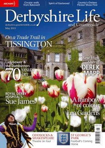 Derbyshire Life May2013 front
