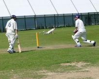 Lady Manners Wicket keeper