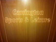 Thanks to instructors at Carsington Sports & Leisure
