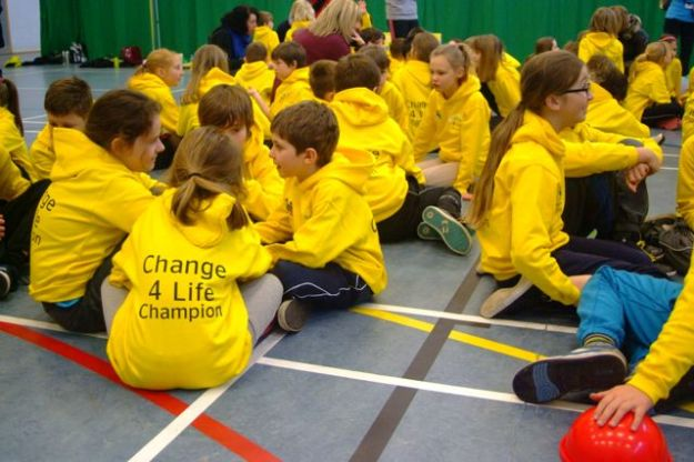 Change 4 Life Primary School Champions