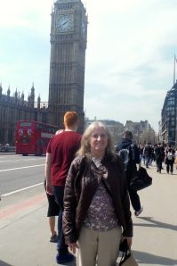 Jayne Allen at Westminster