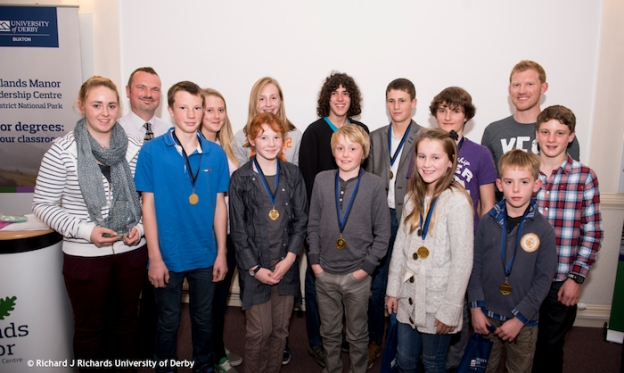 YoungAdventurer_Winners_creditRichard J Richards_UniversityOfDerby web