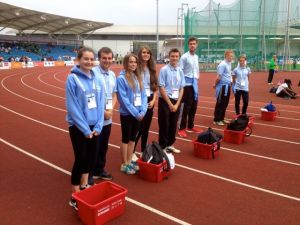 School Games Manchester Highfields July 2014