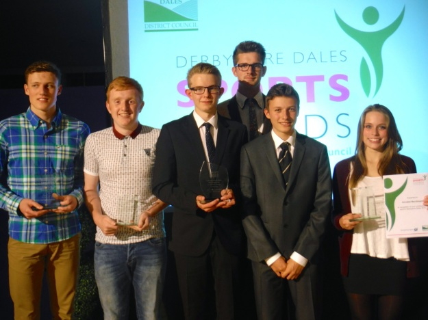 Derbyshire Dales 14 Sports Awards 2 RDSSP