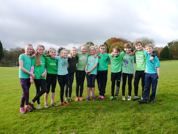 SSP Cross Country 2017 | Rural Derbyshire School Sports
